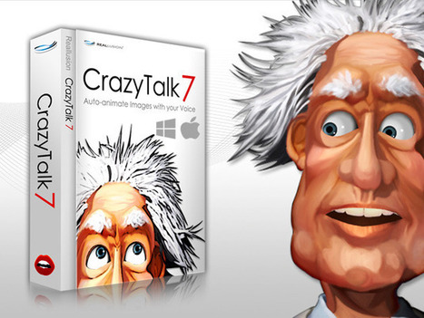 CrazyTalk7 Pro: Create Stellar Animations On Your Mac | Technology in Art And Education | Scoop.it