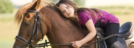 Equine Therapy: Building Kids' Communication Skills | CPI | Autism & Special Needs | Scoop.it