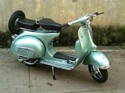 THE HISTORY OF THE VESPA SCOOTER | Vespa Stories | Scoop.it