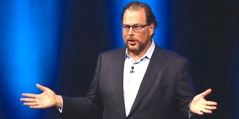 Salesforce.com CEO Marc Benioff Thinks Most VCs Don't Add Any Value To Startups (CRM) | Leadership and Management | Scoop.it