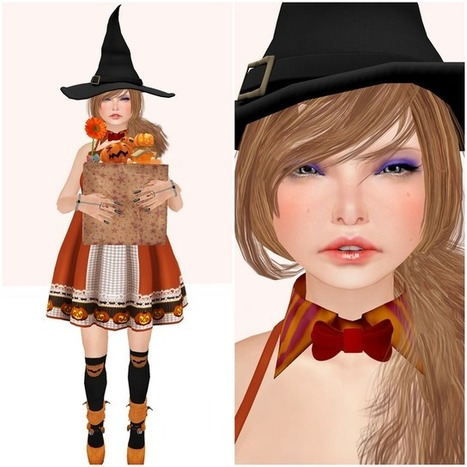 trick or treat? | Free Stuff in Second Life | Scoop.it