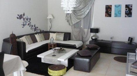 Salon Marocain nouveau modèle attrayant ...
