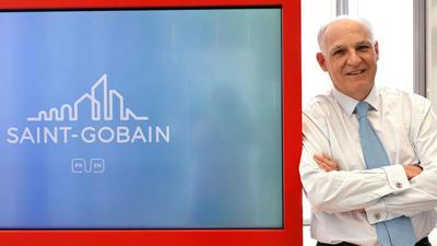 Pierre-André de Chalendar : «Notre objectif est que Saint-Gobain soit neutre en carbone en 2050» - Le Parisien