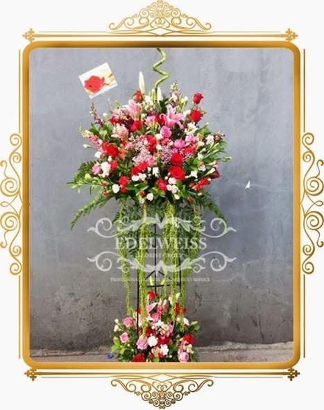 Toko Bunga Di Jakarta Online Flowers Shop Ind