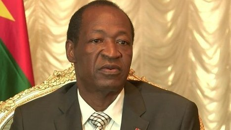 Burkina Faso leader urged to resign | African News Agency | Scoop.it