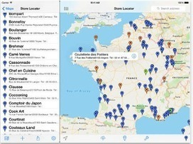 3 Interesting Tools for Creating Maps with Students | Professional development of Librarians | Scoop.it