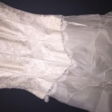Robe de mariée d'occasion couleur écru - Meurthe et Moselle | Robes de mariée d'occasion | Scoop.it