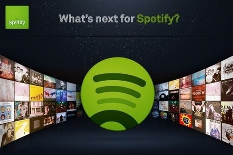 Spotify's new apps could be a big boost for labels | APPY HOUR | Scoop.it