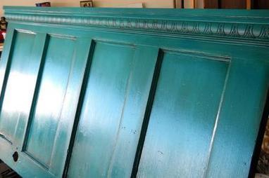 Come riutilizzare una vecchia porta | BricoService - Manutenzioni residenziali | Scoop.it