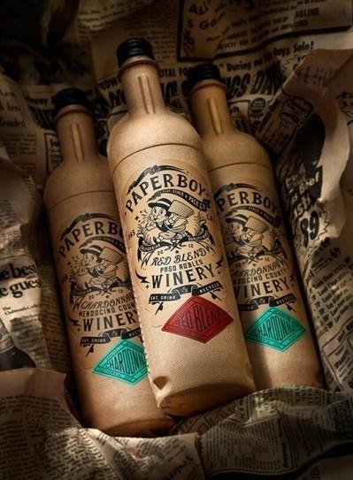 10 vinhos com design desalinhado | Notícias escolhidas | Scoop.it