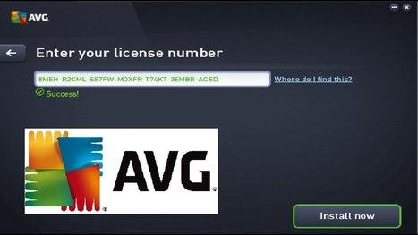 AVG Internet Security Serial Key 2019 Free [upd