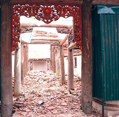 'Restorers' lay waste to ancient pagoda | VietNamNet | Kiosque du monde : Asie | Scoop.it