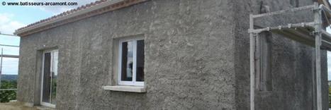 Des qualités isolantes de premier ordre pour le béton de chanvre   Immobilier   Scoop.it