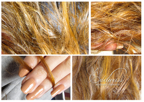 journal capillaire dedelweiss henn blond curcuma henn coloration cheveux - Coloration Henn Blond