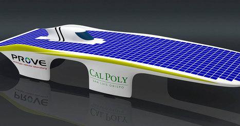 La voiture solaire la plus rapide du monde dépensera autant d'énergie qu'un sèche-cheveux | 694028 | Scoop.it