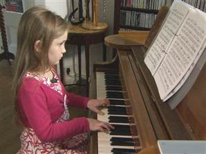 Child music prodigy takes classical world by storm - Video on TODAY.com | Music Careers | Scoop.it