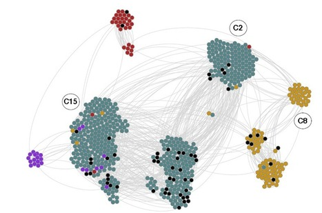 Social Media Analysis Reveals The Complexities Of Syrian Conflict | MIT Technology Review | Social Network Analysis #sna | Scoop.it