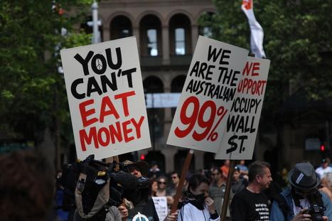 1 % de la population possède 50 % de la richesse du monde, et il y a une appli pour l'expliquer | Bankster | Scoop.it