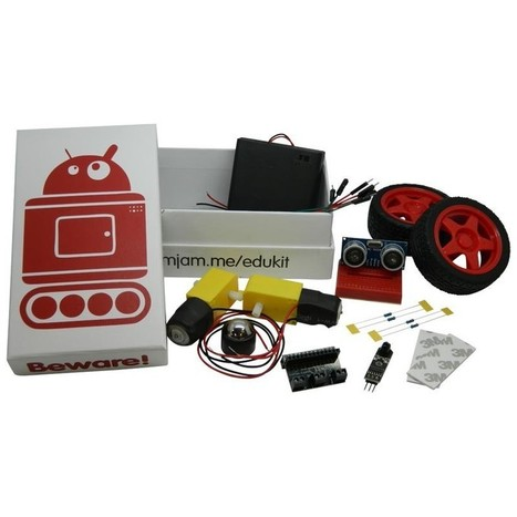 CamJam EduKit 3 - Robotics • Pi Supply | Raspberry Pi | Scoop.it