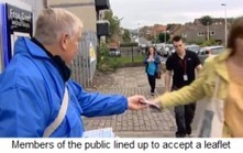 BBC Scotland accused of filming 'faked' Better Together leaflet handout | Referendum 2014 | Scoop.it