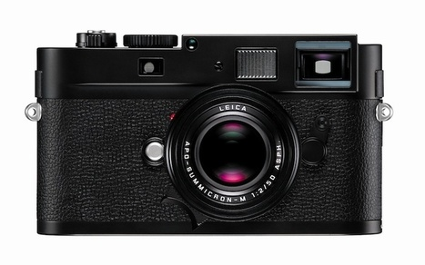 Paint It Black (And White): Shooting With The Leica M-Monochrom - Forbes | black and white film photo | Scoop.it