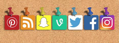 «Pinning to promote»: les réseaux sociaux visuels au secours des bibliothèques ? | Bibliothèque et Techno | Scoop.it