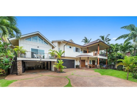 Spacious Vacation Home Rentals By Owner North Shore Oahu For Family Stay