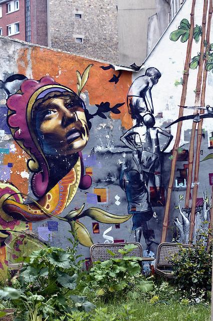 Paris Street Art-12 | World of Street & Outdoor Arts | Scoop.it