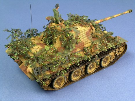 Panther Ausf.G | Military Miniatures H.Q. | Scoop.it