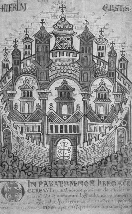 The Origin of the Knights Templar – Descendants of Jewish Elders? | Archaeology & Archaeological News | Scoop.it