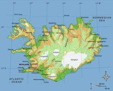 L'Islande retrouve un intérêt stratégique et militaire   Space matters   Scoop.it