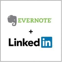 Jumeler Evernote à LinkedIn pour la recherche de profil en ressources humaines | Evernote, gestion de l'information numérique | Scoop.it