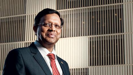 Gestão do conhecimento determina sobrevivência, diz indiano | Observatorio do Conhecimento | Scoop.it