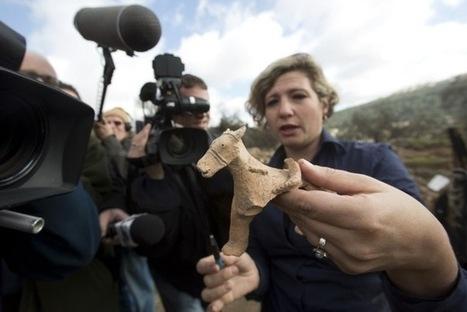 Les vestiges d'un lieu de culte vieux de 3000 ans près de Jérusalem | La-Croix.com | L'actu culturelle | Scoop.it