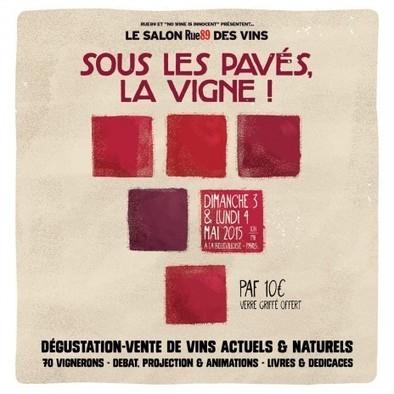 3e Salon Rue89 des vins | World Wine Web | Scoop.it