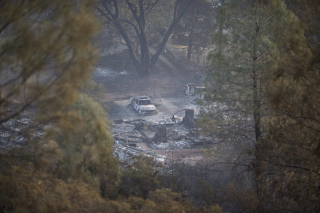 Crowdfunding Is Helping California Wildfire Victims | The EcoPlum Daily | Scoop.it