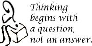Web-Based Instruction - L2L - Socratic Questioning - Teaching With Questions | Creativity and learning | Scoop.it