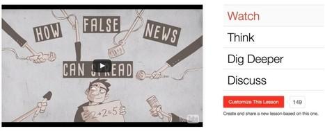 TedEd. Créer des leçons en vidéo | brave new world | Scoop.it