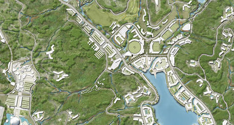 Biomimicry Used as a Guiding Force to Design Lavasa Township | biomimicry system level | Scoop.it