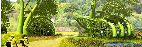 Fab Tree Hab, la maison qui pousse | Green Habitat | Scoop.it