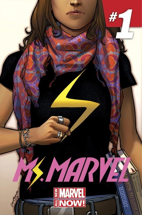 ESSAY: Why Muslim Ms. Marvel succeeds as new reboot | TNT - Terra Nova Transmedia | Scoop.it