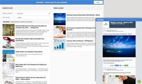 Introducing Workflows, Drag and Drop Newsletters and Lead Analytics to Improve Content Marketing ROI | Scoop.it Tips | Scoop.it
