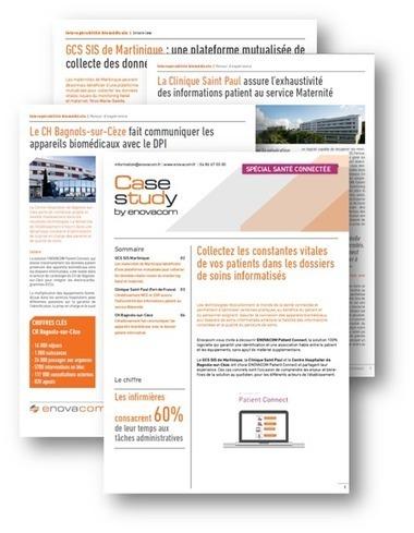 Appareils biomédicaux connectés & Système d'Information | Les systèmes d'information de santé | Scoop.it