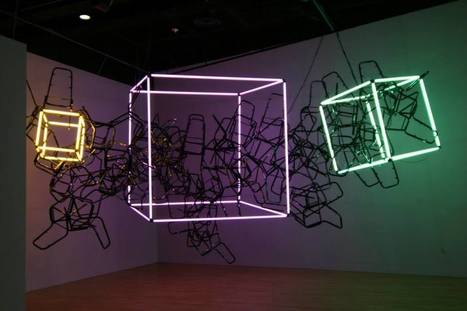 Jason Peters: Anti.Gravity.Material.Light | Art Installations, Sculpture, Contemporary Art | Scoop.it