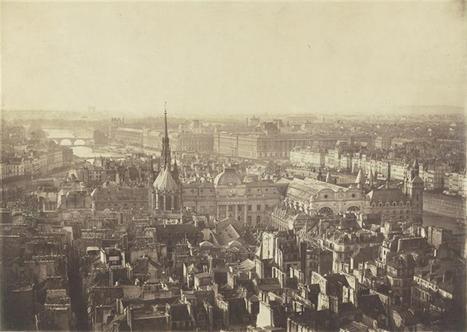 1855 - L'île de la Cité avant Haussmann | Paris Unplugged | Scoop.it