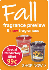 New Fall Fragrances : Yankee Candle | Halloween | Scoop.it