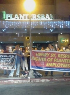 Labor NGO slams Planters Dev't Bank's New Year layoff, contractualization scheme [Philippines] | Asian Labour Update | Scoop.it