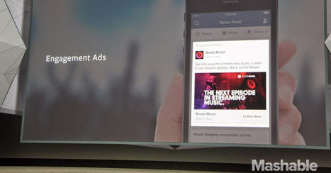 Your Google Searches May Help Decide Your Facebook Ads   Google + Applications   Scoop.it