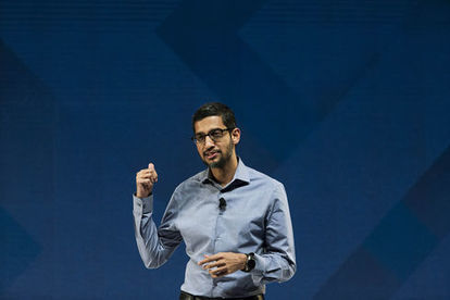 Google CEO Pichai Sees the End of Computers as Physical Devices | All About Google | Scoop.it