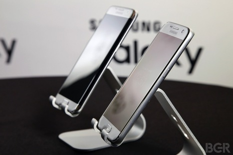 15 Galaxy S7 features the iPhone 6s doesn't have | Samsung mobile | Scoop.it